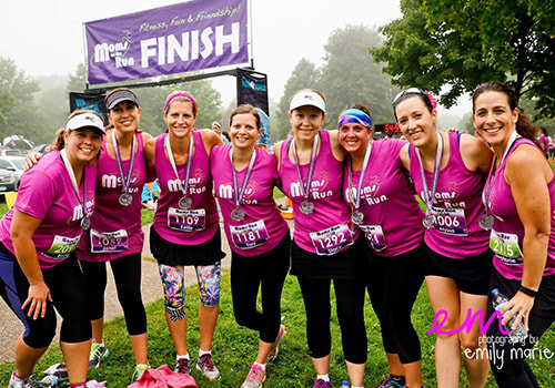 2016 Moms on the Run Final 5k/10k Race